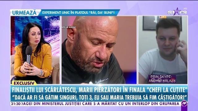 Maria Burlacu, finalistă