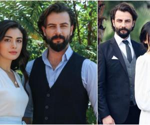 Prima imagine postată de Ozge Yagiz, după logodna cu  Gokberk Demirci. Cum a fost surprinsă proaspăta soție