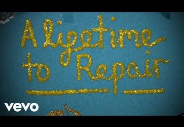 Kylie Minogue - A Lifetime to Repair | LYRIC VIDEO